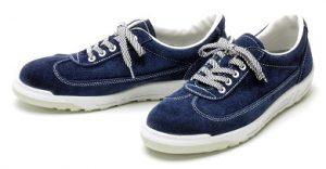 青木安全靴SK110 【ベロアを使用したスニーカータイプ】 寄附金額20,000円