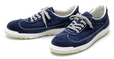 青木安全靴SK110 【ベロアを使用したスニーカータイプ】 寄附金額20,000円 イメージ