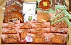 郷里淡路島・フレーズ洋菓子店の焼き菓子セット