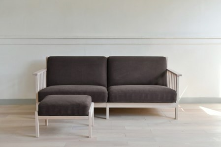 n'frame Sofa I L& n'frame Sofa Ottoman イメージ
