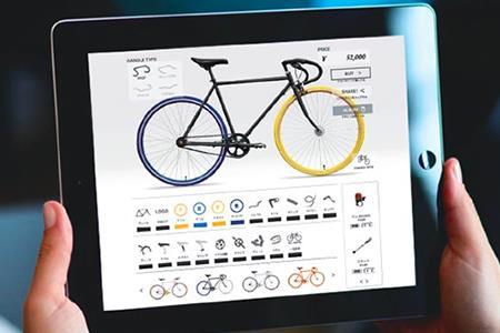 10兆×10億通りから世界に1台のオリジナル自転車をCocci Pedaleで作ろう