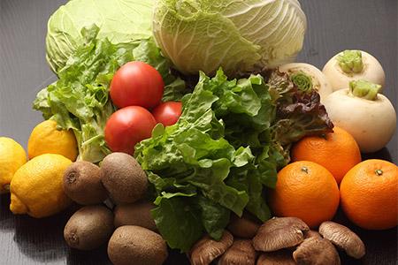 季節の野菜詰め合わせ イメージ