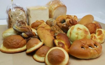 国産小麦とバターを使った ふんわりパンいろいろ詰合せ(1回分) イメージ