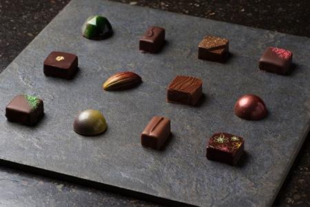 チョコレート専門店の★☆オリジナルボンボンショコラセット☆★コンプリートBOX イメージ