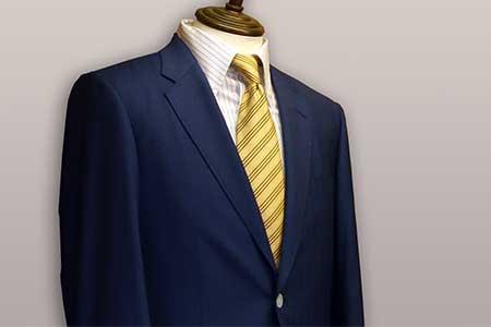 イージーオーダー・ビジネススーツ(オールシーズン or サマーウール)お仕立てギフト (13万円コース)  イメージ