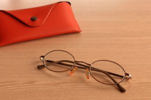 PADMA IMAGE Kata-Mayu 左右非対称デザイン眼鏡フレーム
