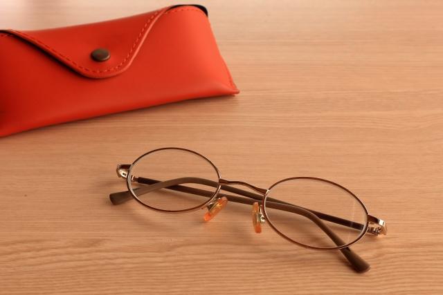 PADMA IMAGE Kata-Mayu 左右非対称デザイン眼鏡フレーム イメージ
