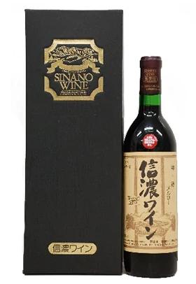 信濃樽熟メルロー(720ml)