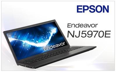 1−6.15.6型ノートPC NJ5970E