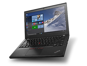 3−1.Lenovo ThinkPad X260 12.5型