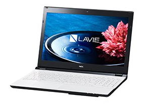 3−4.NEC LAVIE Direct NS(S) 夏モデル 15.6型