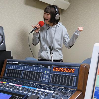 FMひらかたで歌声を放送する権利